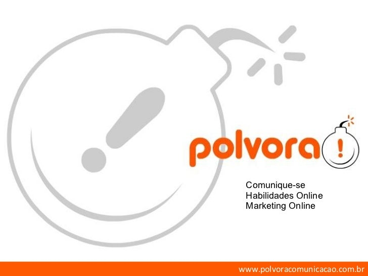 Comunique-se Habilidades Online Marketing Online