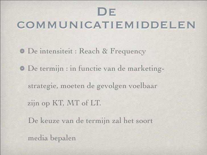 Marketing operationele marketing en marketingplan