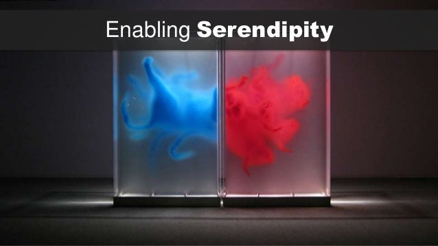 Enabling Serendipity