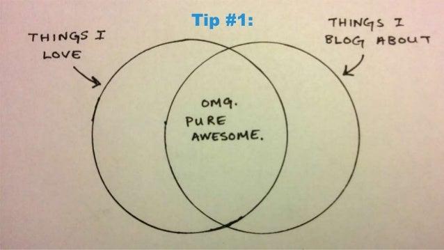 Tip #1: