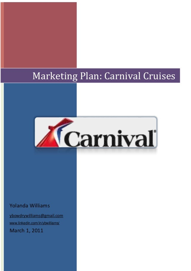 financial analysis for carnival cruise Read this business essay and over 88,000 other research documents carnival cruise analysis management summary carnival cruise lines (ccl) is the leader of an industry experiencing growth in both capacity and customer.