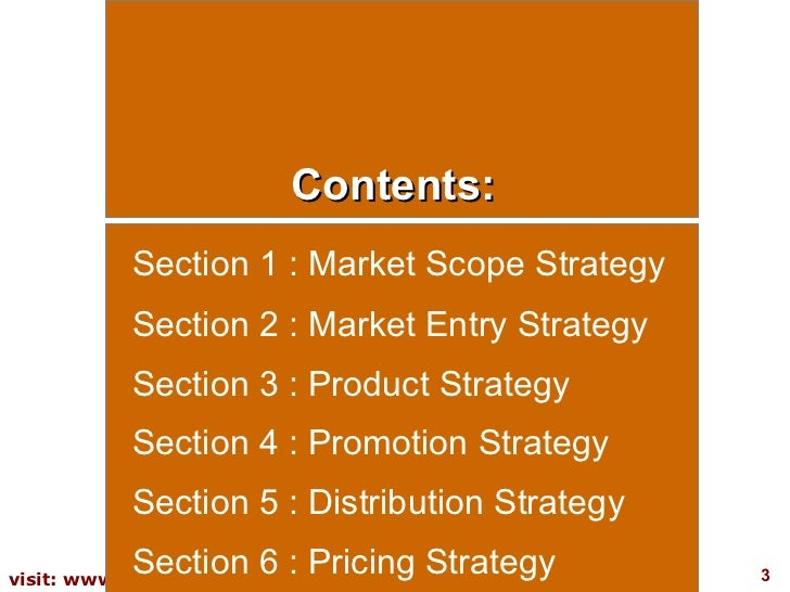 Marketing Strategy Slide 3