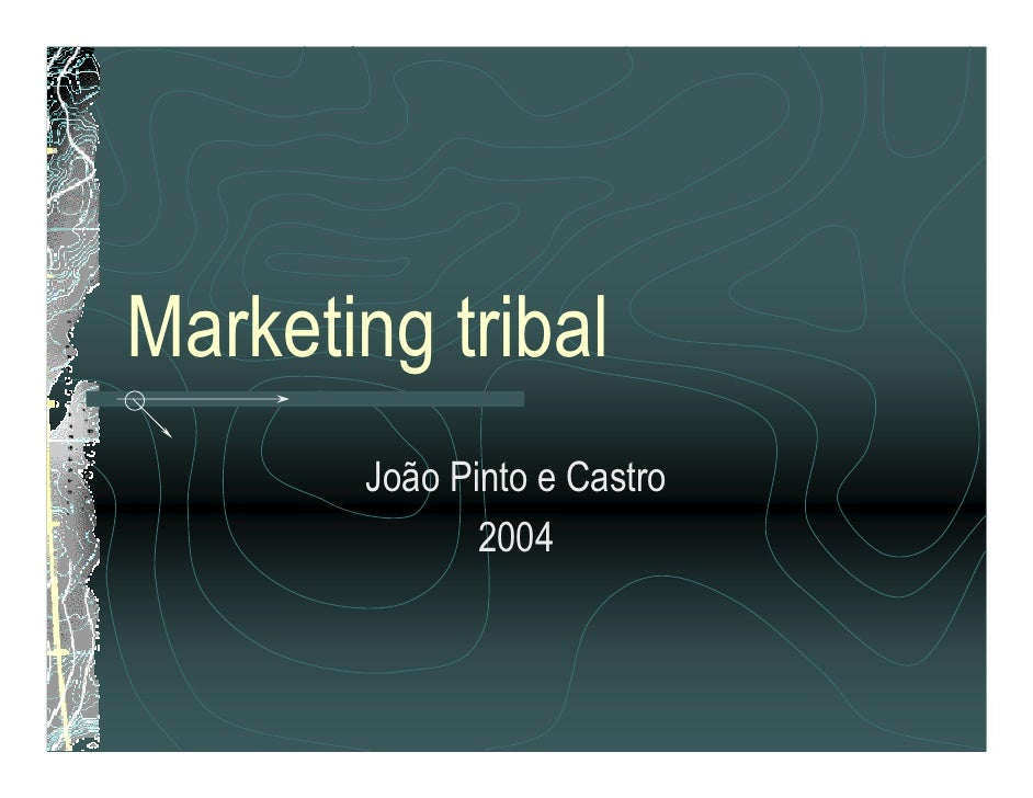 Marketing tribal        João Pinto e Castro               2004