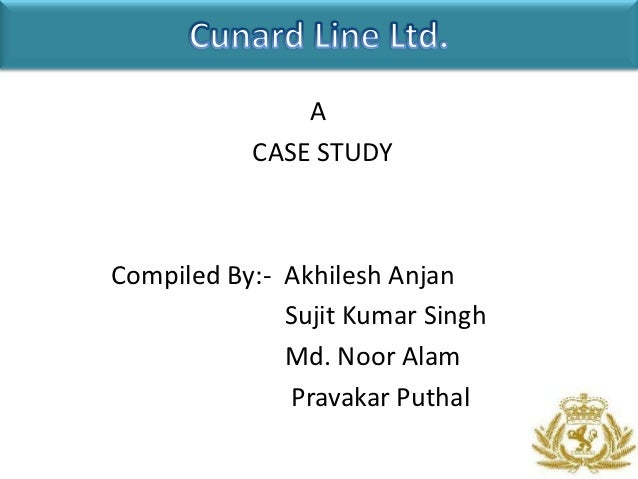 A           CASE STUDYCompiled By:- Akhilesh Anjan              Sujit Kumar Singh              Md. Noor Alam              ...