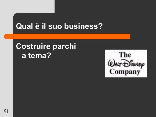 91 Qual è il suo business? Costruire parchi a tema?