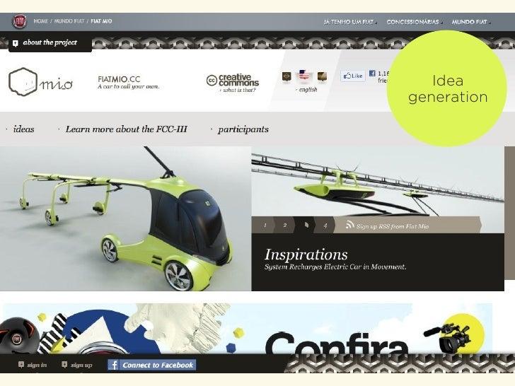 1. Informare    Sito web                Blog  2. Creare     Digital PRconversazioni                Progetti speciali      ...