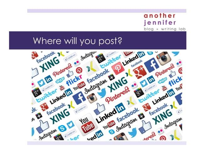 Resources ¤ Social Media Quickstarter: socialquickstarter.com ¤ Facebook for Business: facebook.com/business ¤ Beth'...