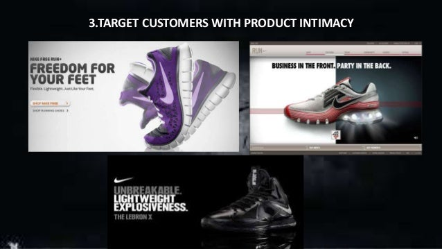 analysis of nike internet marketing Most people would appreciate as nike golf brand has good marketing relationship with tiger woods which is a  economic analysis nike is a global company based in.
