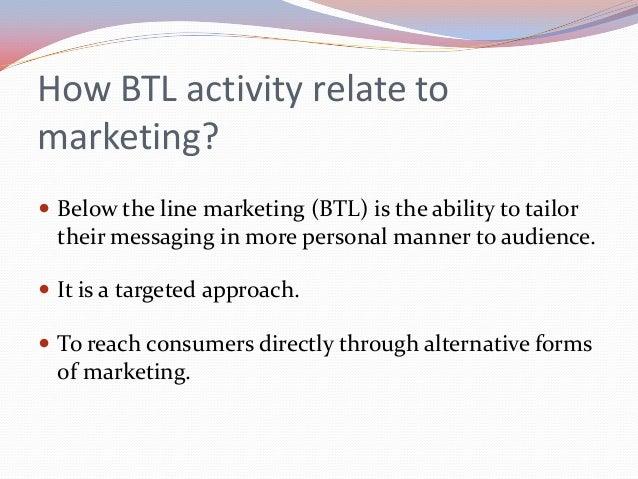 Mediums of BTL  Direct Mail  Event marketing