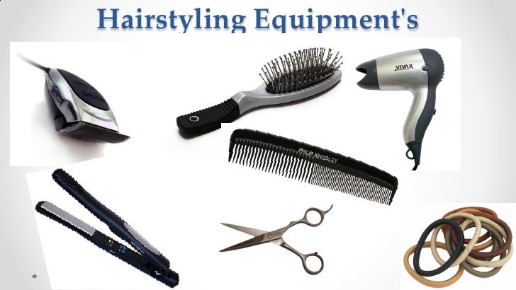 Hair Style Equipment: Hair Style And Its Relation To