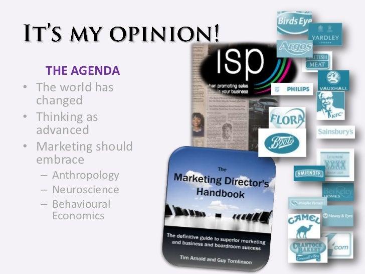 Marketing anthropology   presentation Slide 2