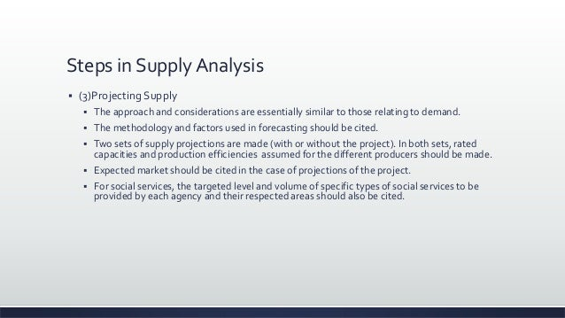 marketing aspect of feasibility study example