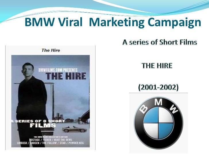 target market of bmw films
