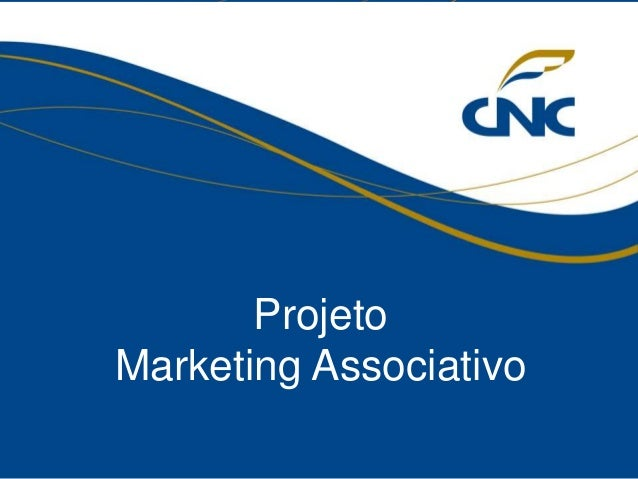 Projeto Marketing Associativo