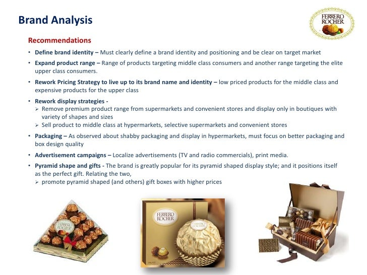 Marketing Audit Report - Chocolate and biscuit brands in U A E