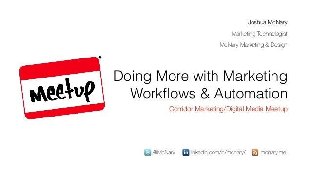 Doing More with Marketing