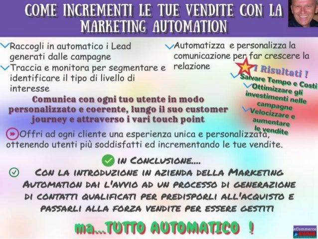 Marketing automation giorgio fatarella