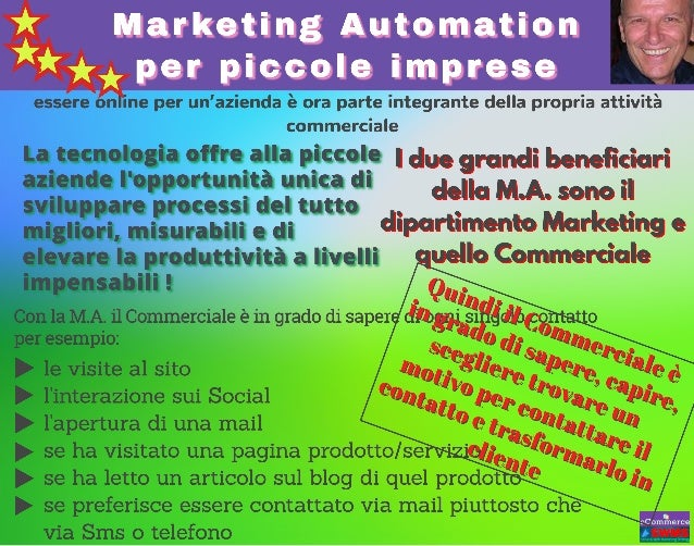 Marketing automation per piccole aziende g fatarella