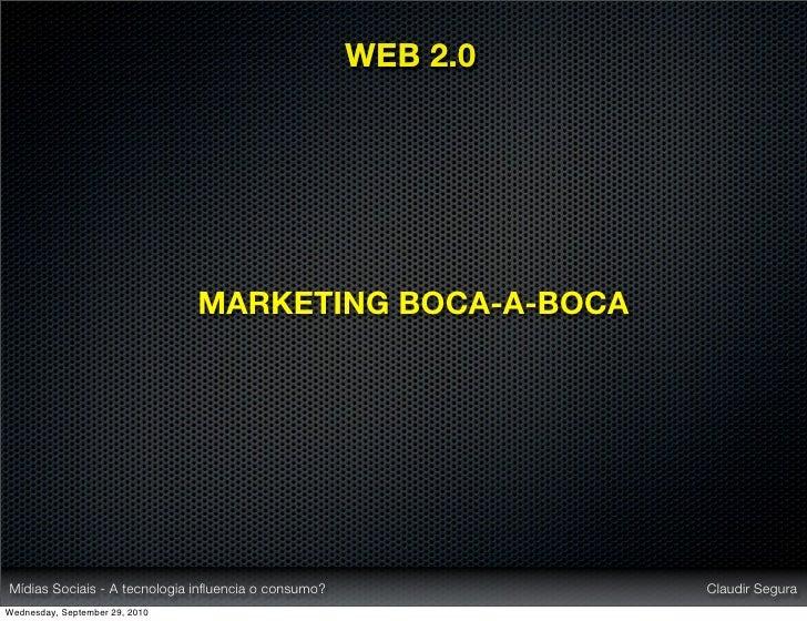 Marketing boca a-boca