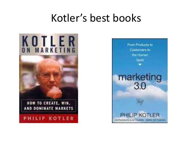 Top 10 marketing books and marketing gurus kotlers best books fandeluxe Choice Image