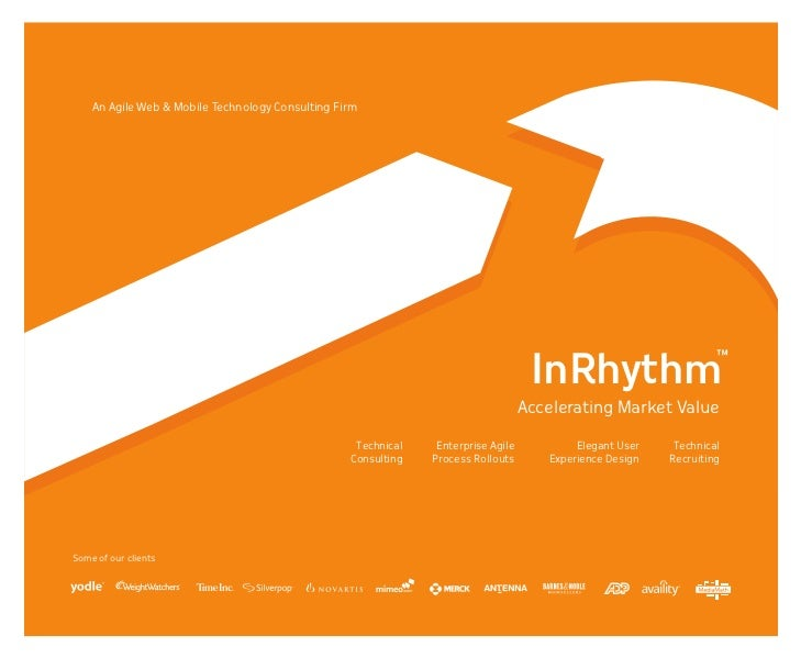 An Agile Web & Mobile Technology Consulting Firm      Get in touch      InRhythm™      79 Hudson Street, #506      Hoboken...