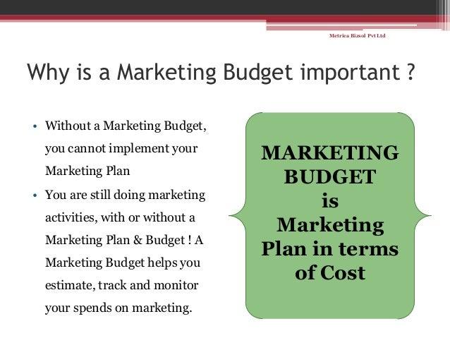simple budget plans