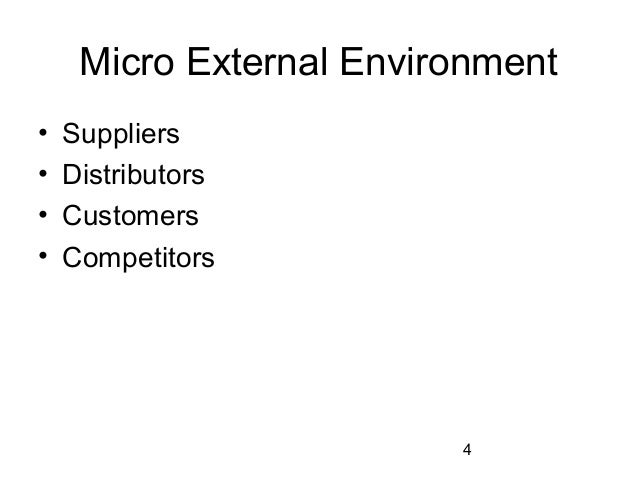 ford micro and macro environment An overview of economics internet edition 2009 (as of dec 12, 2008)  when henry ford organized the mass production of automobiles early in this century, he brought labor and capital together  environment and also the greatest ability to mitigate that impact it is.