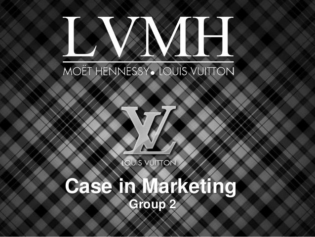 lvmh marketing case The case focuses on the evolving strategy of lvmh, which has become increasingly sensitive to consumer perceptions of luxury in china compared to western countries the risks and difficulties of marketing in china are stated in the context of the overall significance of asia in the group and compared to europe and america.
