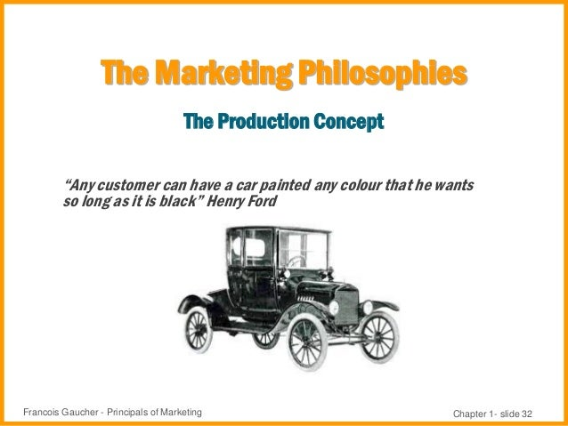 principles of marketing chapter 1 to Section 11 defining marketing, section 12 who does marketing and section 13 why study marketing are edited versions of the chapter sections of the same titles.