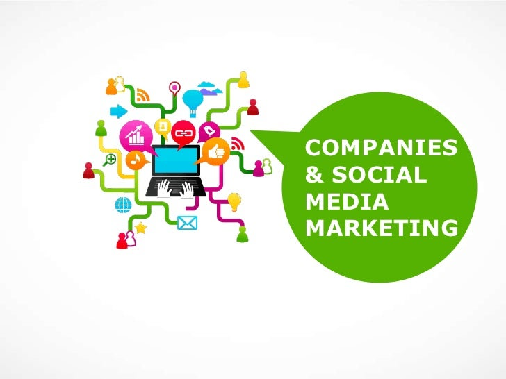 COMPANIES& SOCIALMEDIAMARKETING
