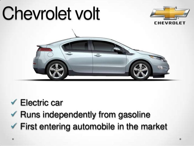 Used Chevrolet Volt for Sale
