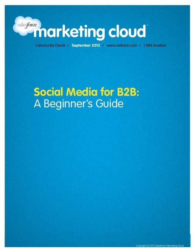 Community Ebook / September 2012                                                                                    Social...
