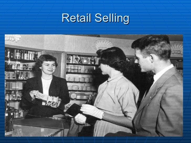 Retail Selling
