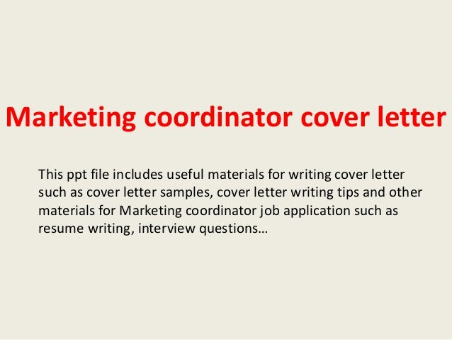 fashion marketing coordinator cover letter Program coordinator cover letter sample : cover letter category manager resume category marketing category 10 lvn resume sample job.