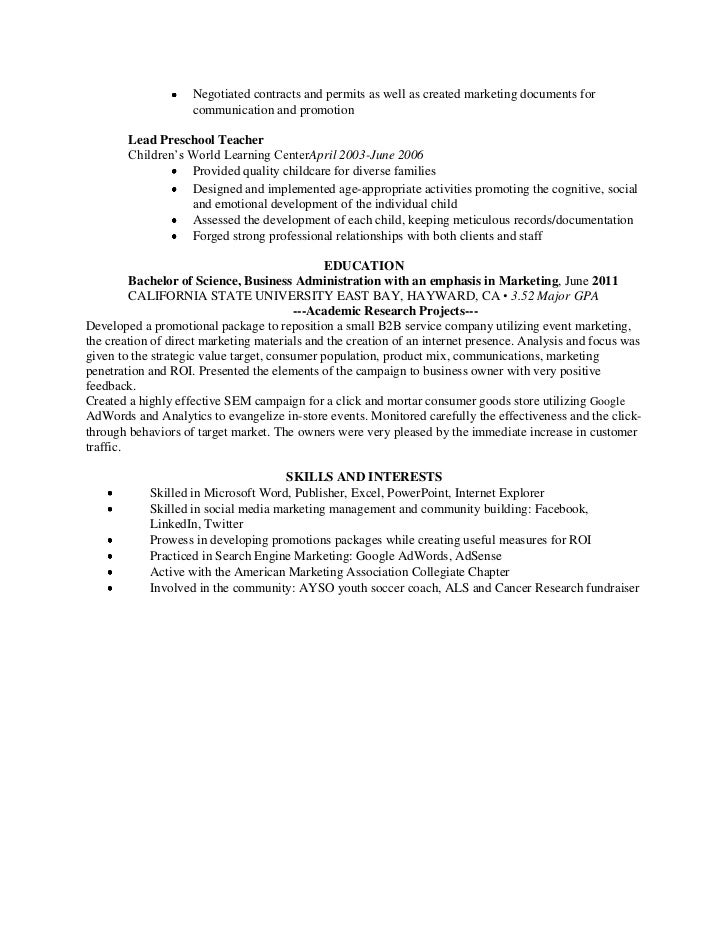 Homework Helper  Time For Kids Entry Level Event Coordinator Resume