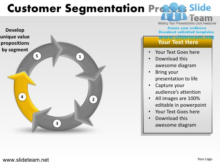 View, create, and manage your segments
