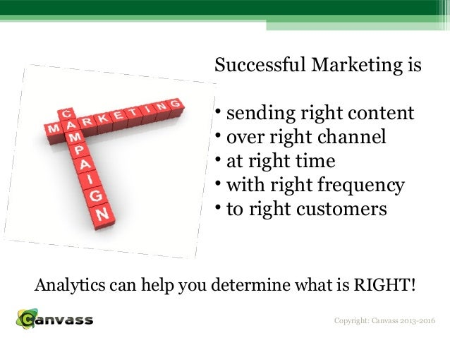 Marketing data analytics Slide 2