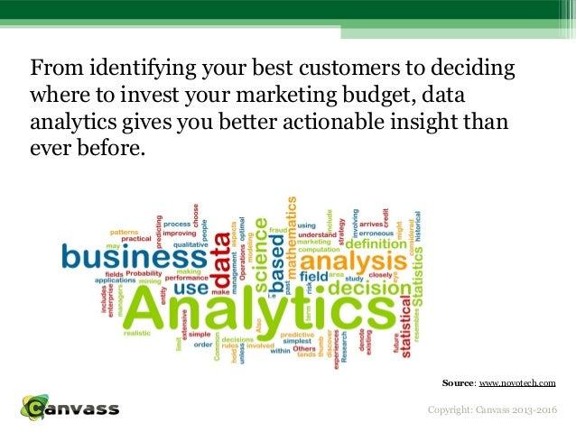Marketing data analytics Slide 3