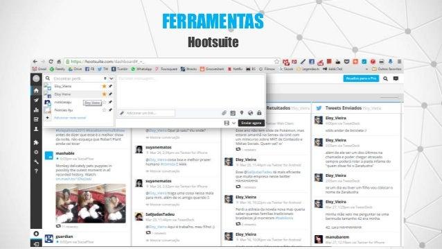 FERRAMENTAS Hootsuite