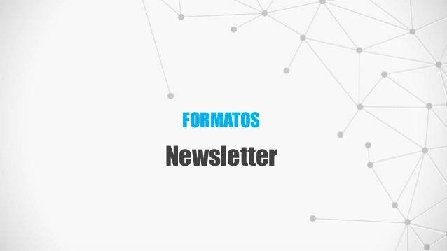 FORMATOS Newsletter