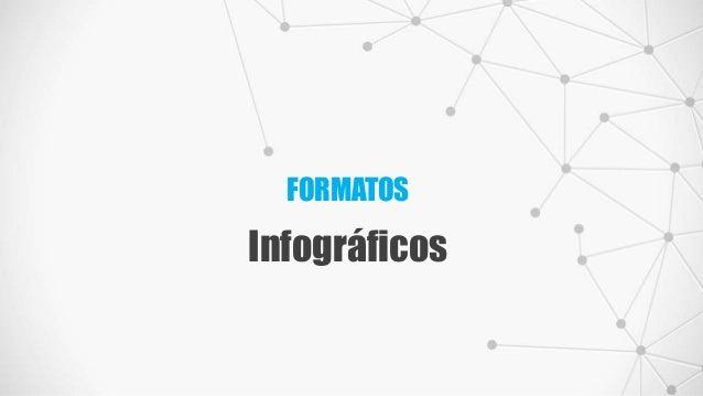 FORMATOS Infográficos