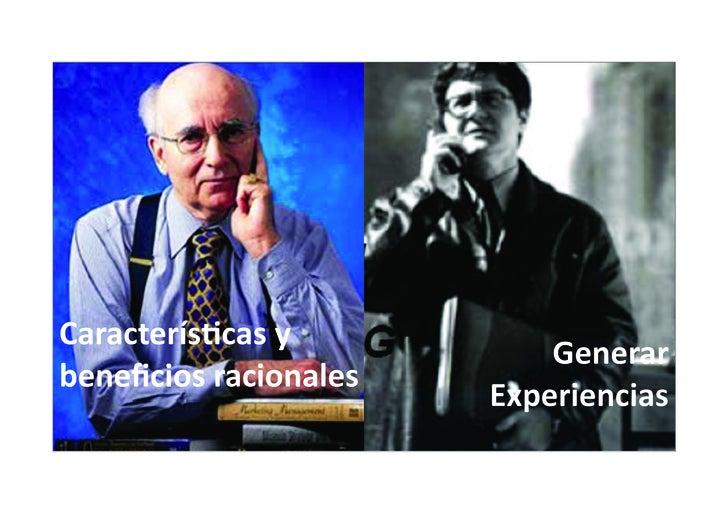 Clase de Marketing de Experiencias en la UAB  Slide 3
