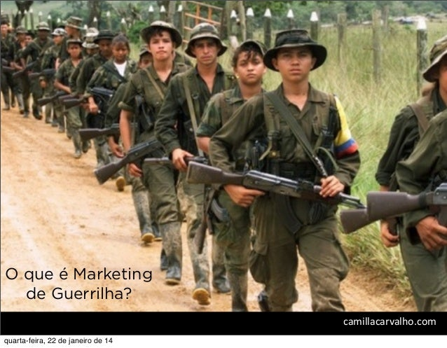 Marketing de Guerrilha Slide 3