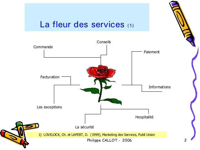 La fleur des services                                   (1)                                       ConseilsCommande        ...
