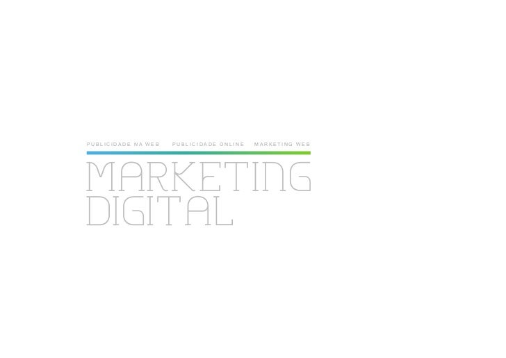 PUBLICIDADE NA WEB   PUBLICIDADE ONLINE   MARKETING WEB