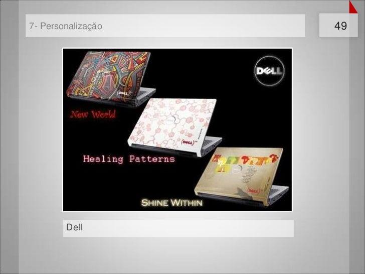 7- Personalização   49        Dell