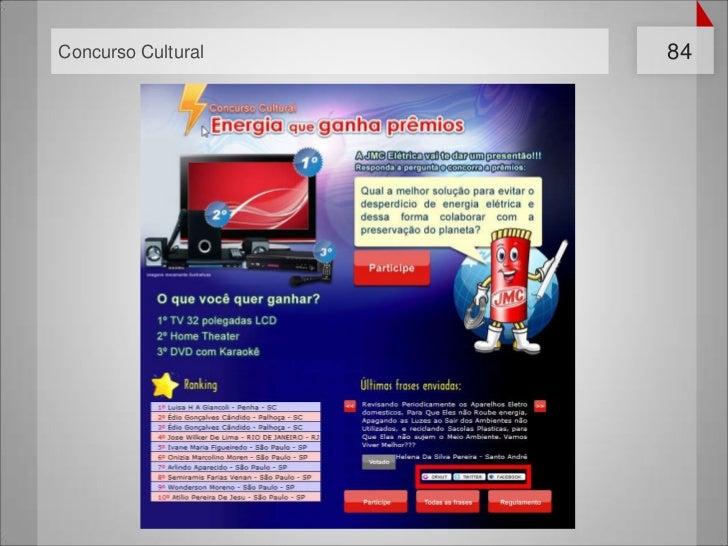 Concurso Cultural   84