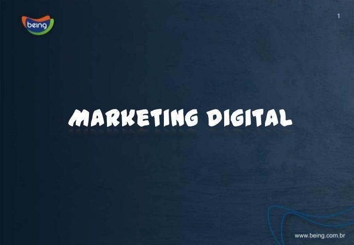 Marketing digital<br />1<br />