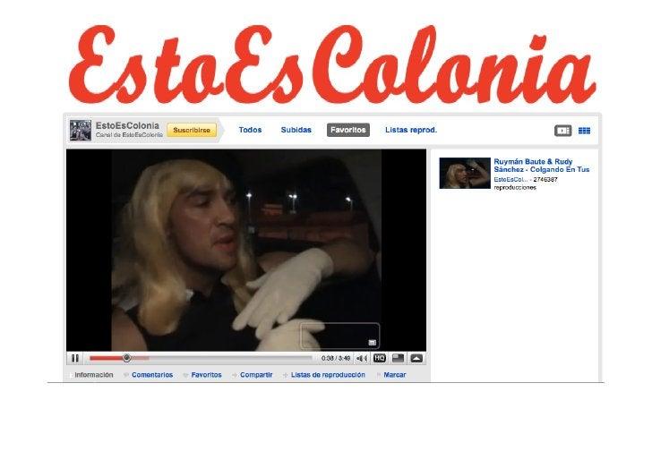 Clipping                                 15mileuros.com∙100DIASON‐LINE   ECOenlosblogsRegionales                ...