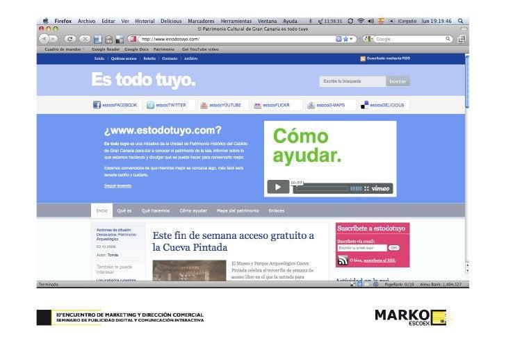 Clipping                            15mileuros.com∙100DIASON‐LINE  Pasando Fronteras… Bloguerrilla Ymás….VídeoBlog...